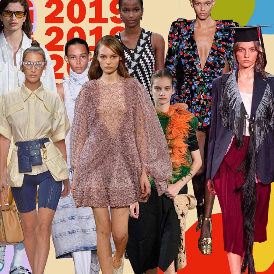 Tendencias de moda verano 2019